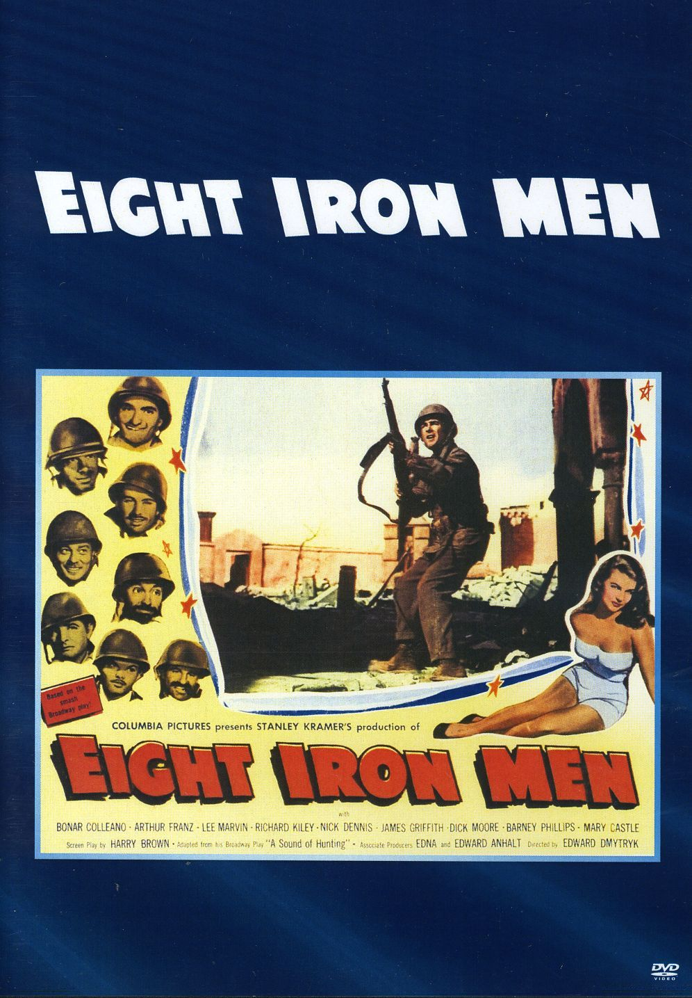Sony Home Pictures Eight Iron Men