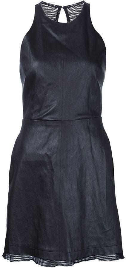 Rta leather mini dress - $795.00