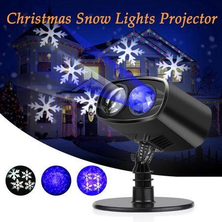 LED Projector Light Moving Landscape Projector Light Holiday Party