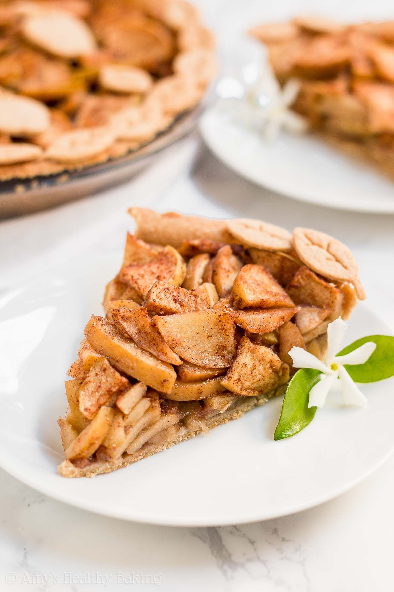 The Ultimate Healthy Apple Pie The Best Apple Pie I Ve Ever Had Only 129 Calories You Ll Never Use Another A Healthy Apple Pie Calories Apple Healthy Apple