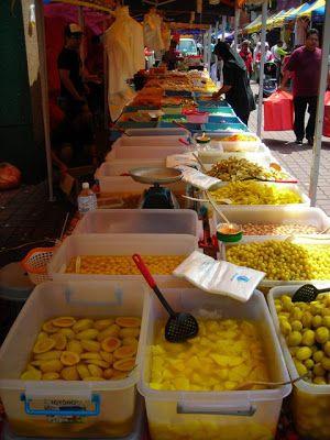 Chow Kit Taken By Shaiski Weekly Pasar Malam At Lorong