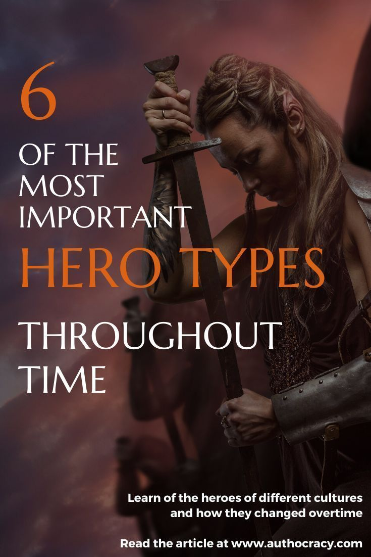 The Ultimate History of the Hero in Literature - Authocracy Publishing