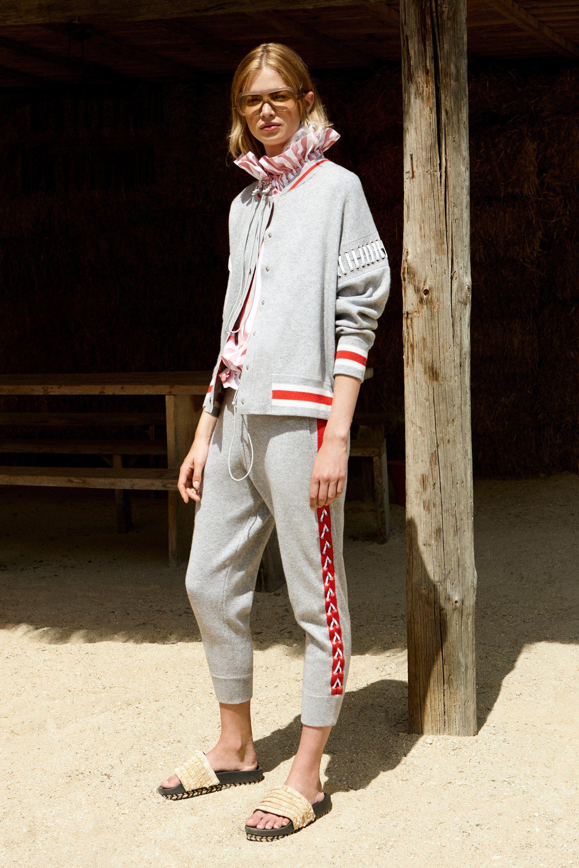new style 9b65e 70b04 Zoë Jordan Spring 2018 Ready-to-Wear Collection Photos - Vogue