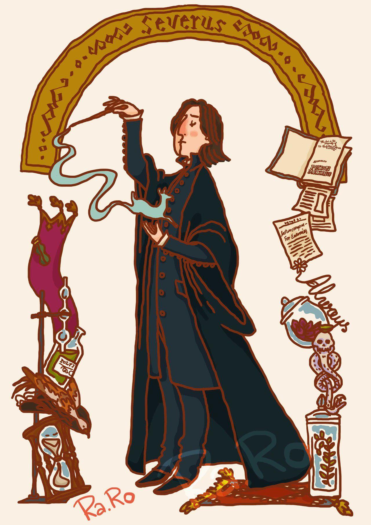 Severus By Raro81 Deviantart Com On Deviantart