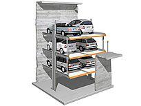 KLAUS Multiparking GmbH - Doppelparker, Parker, Autoparksysteme, Tiefgaragenstellplätze, Duplex-Garagen, Parkanlagen