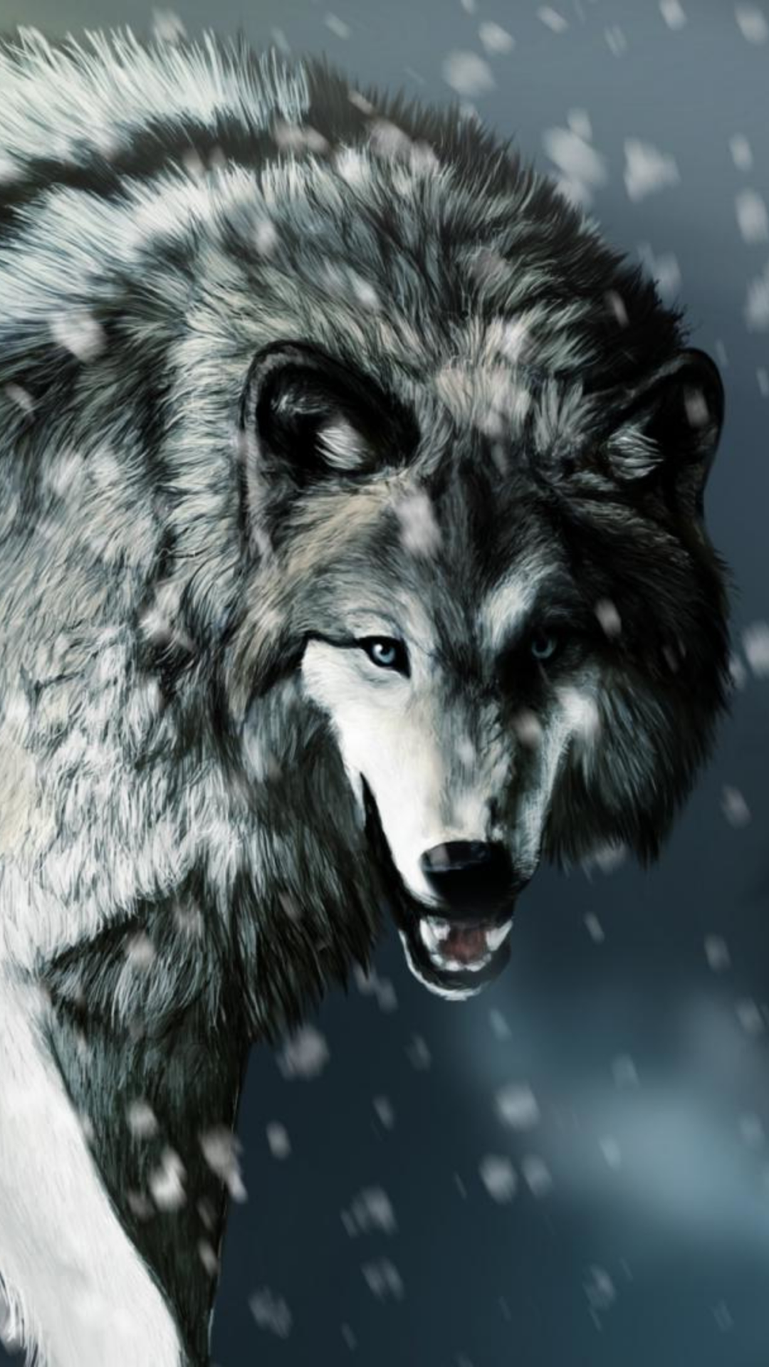 Epic Wolf Wallpapers Iphone Background For Iphone