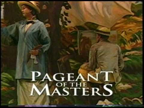 The Pageant of the Masters is an annual festival held by the Festival of Arts in Laguna Beach, California