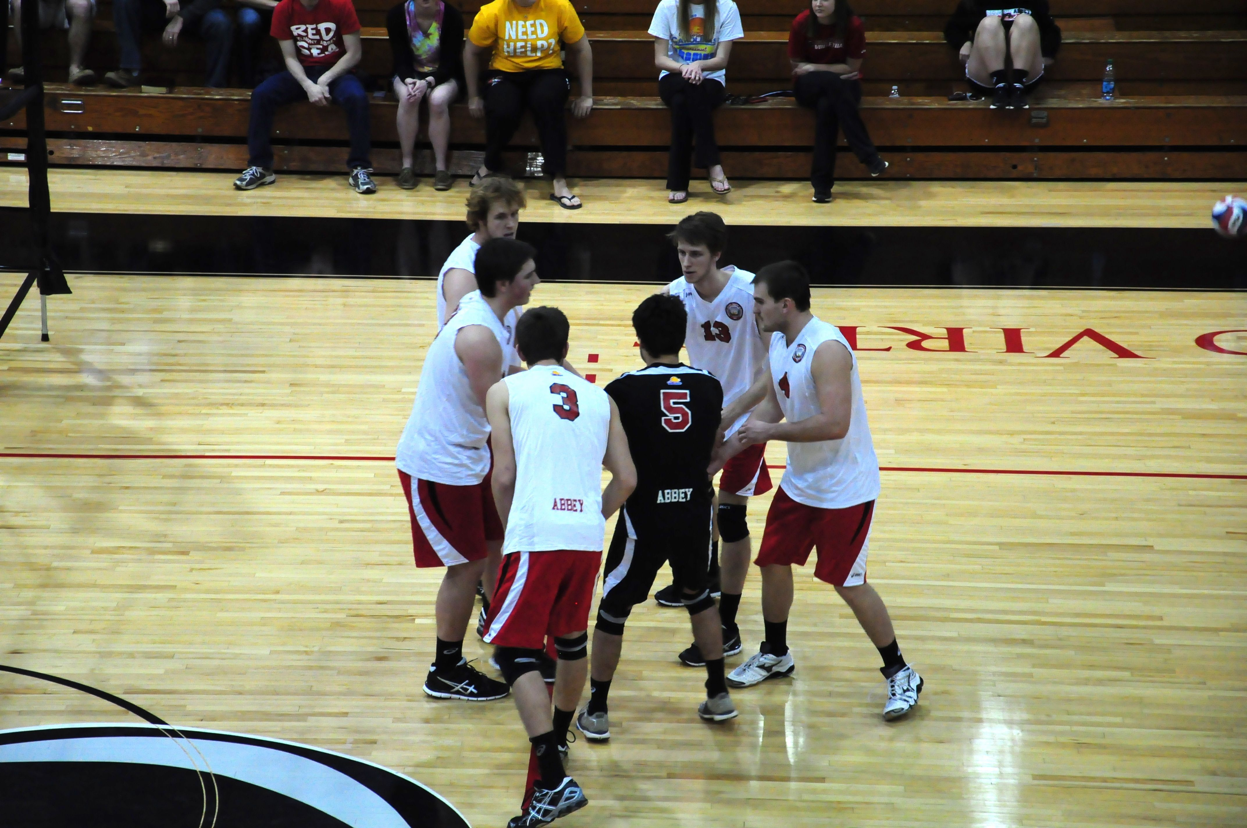 Men S Volleyball Vs Ball State 3 15 2013 Beware The Ides Of March Mens Volleyball Volleyball Men