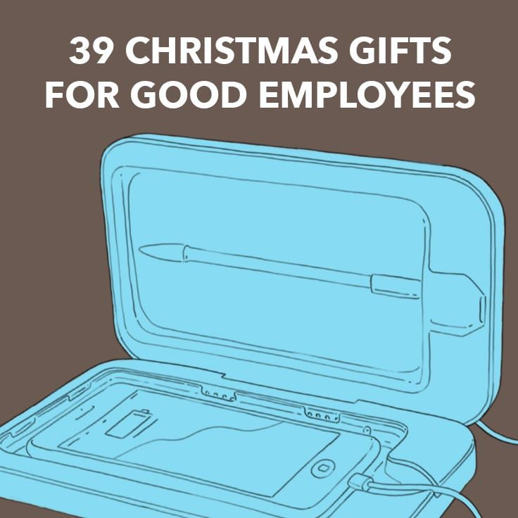 39 Christmas Gifts for Good Employees – 2018 Office Gift Guide