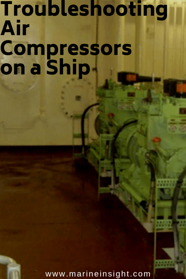 Troubleshooting Air Compressors on a Ship The Ultimate