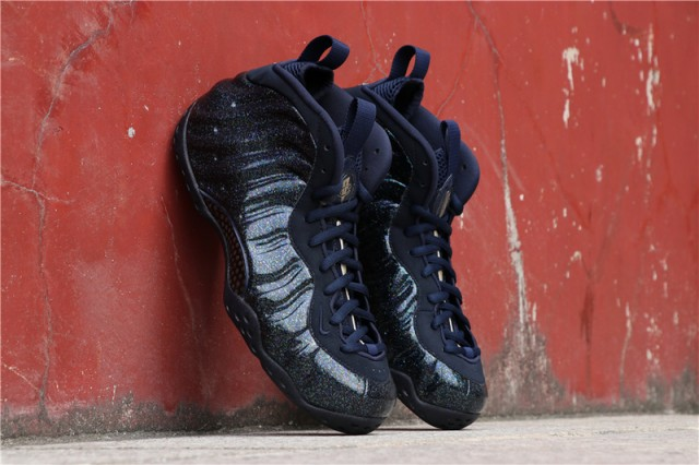 Nike Air Foamposite OneRoyal Blue illustration Sneaker art ...