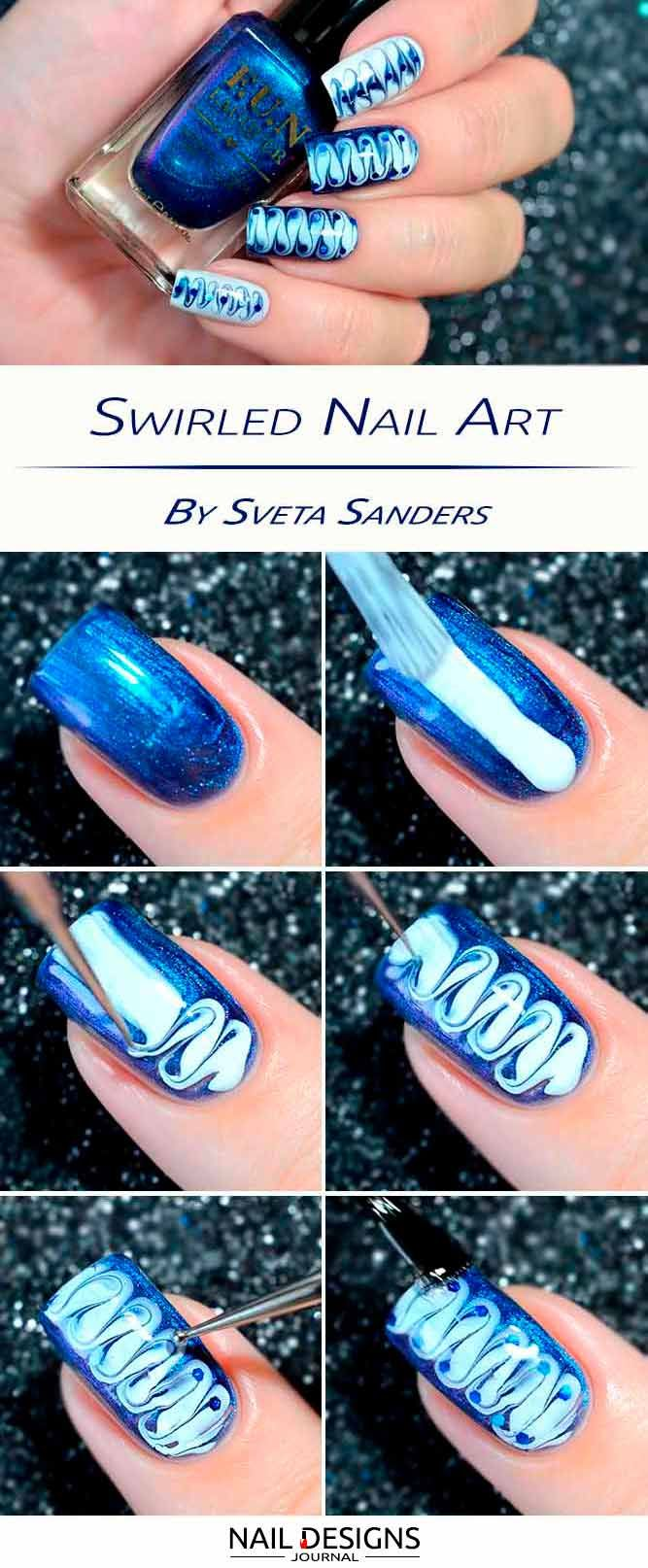 Quick Guide to 15 Stylish Yet Simple | Simple nail designs ...