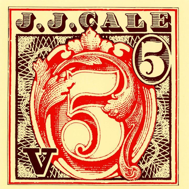 J J  Cale | V 5  Scan your old vinyl covers with iPhone or iPad +