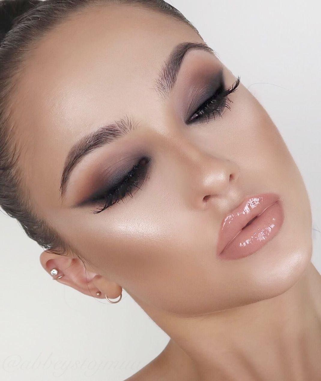 Eye Makeup Allergy Symptoms Smokey Eye Makeup On Pinterest