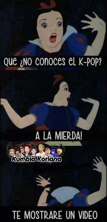 memes kpop – Parte 59.