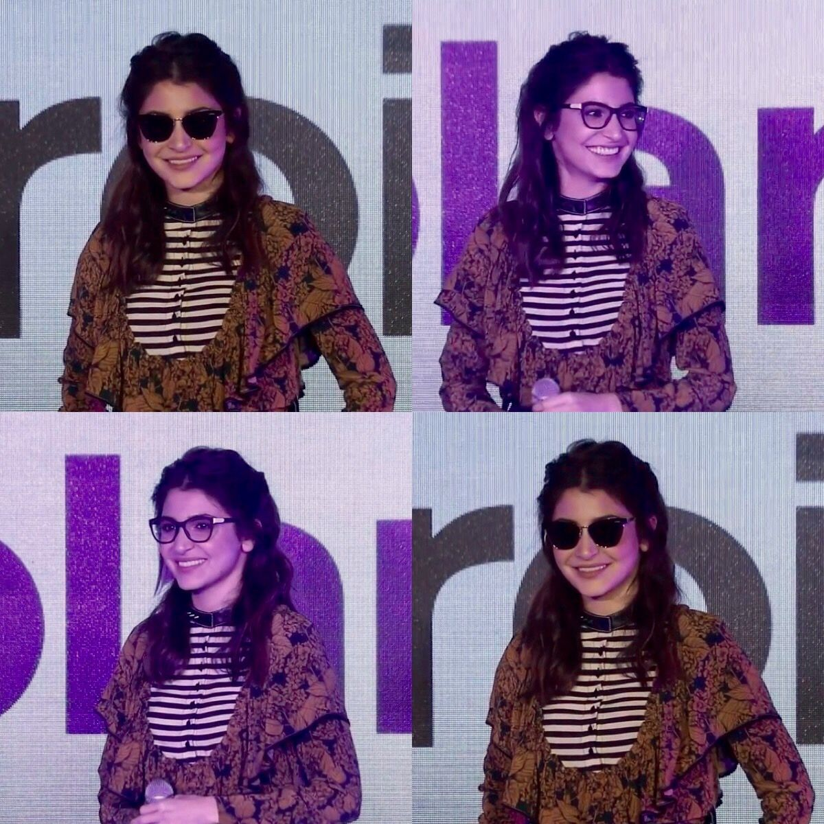 93496120d3 Anushka Sharma at Polaroid Eyewear Brand Launch 2017