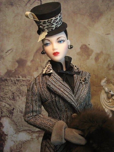 40.20.3/dollfashionbymy | Barbie clothes, Fashion dolls