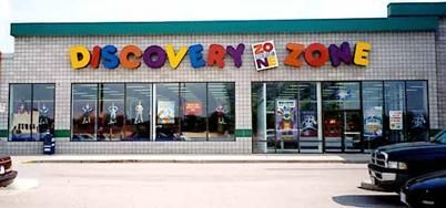 Discovery Zone! This place was awesome :D