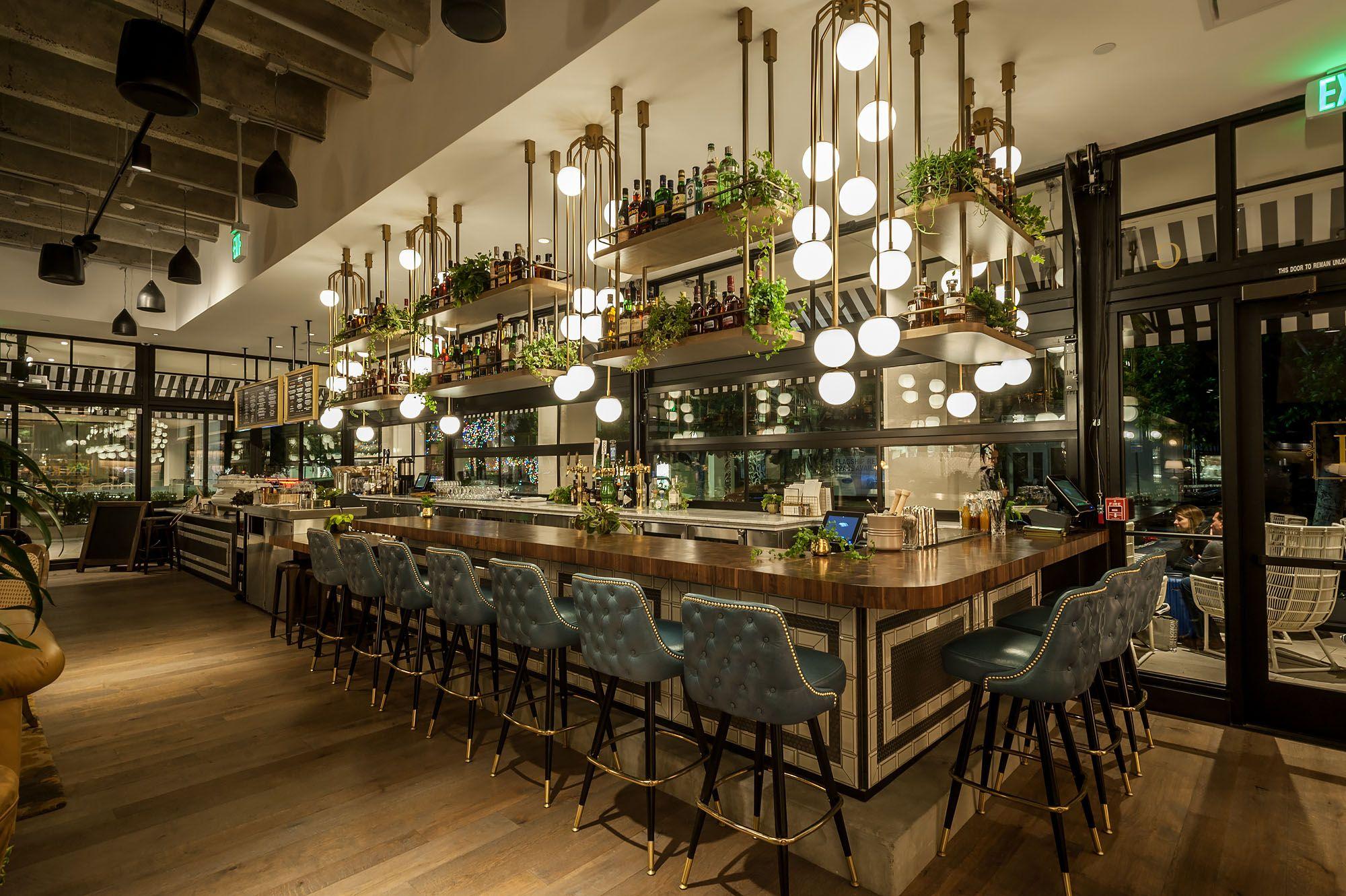 Result Henry West Hollywood Bar Restaurants