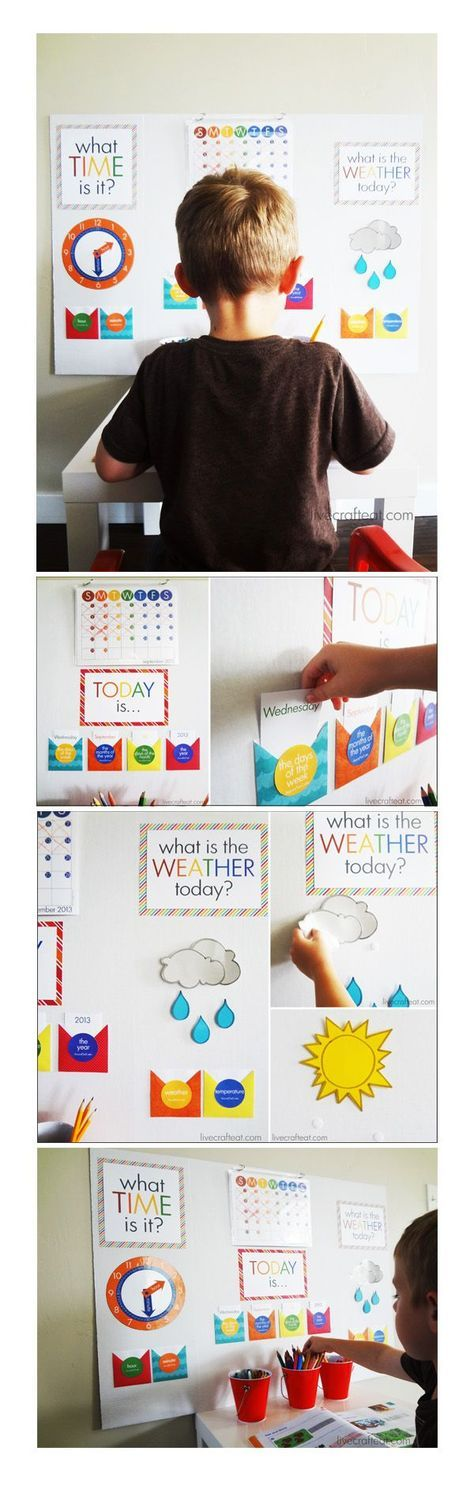 DIY Homework Station for Kids Opportunity, Parents and Learning