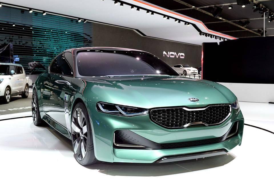 2019 KIA Novo Concept and Price As a concept, this brand