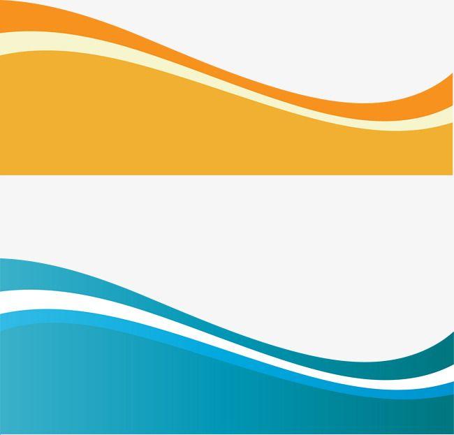 La Onda Din 225 Mica De Vectores Orange Azul Creative