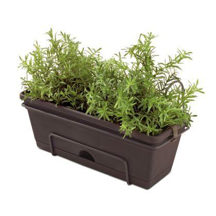Garden Up Herb Planter Charcoal Herb Garden Planter Herb