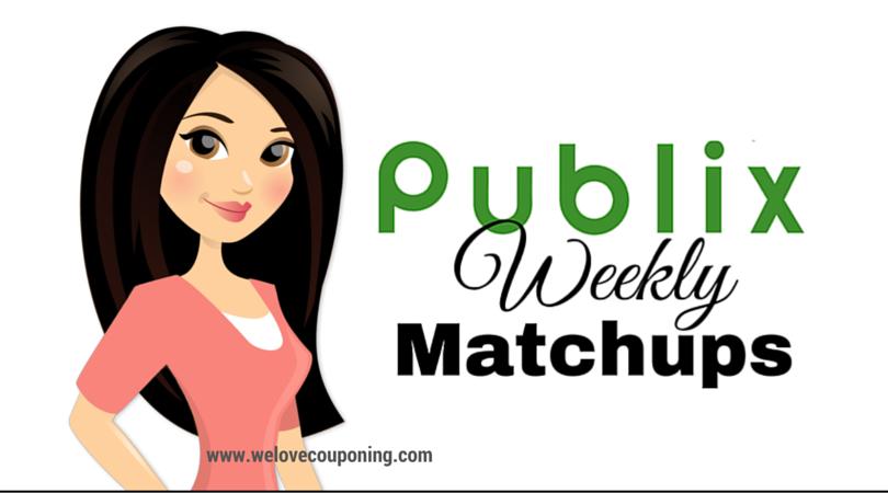 Publix Coupon Matchups, through 7/6 – LAST DAY!