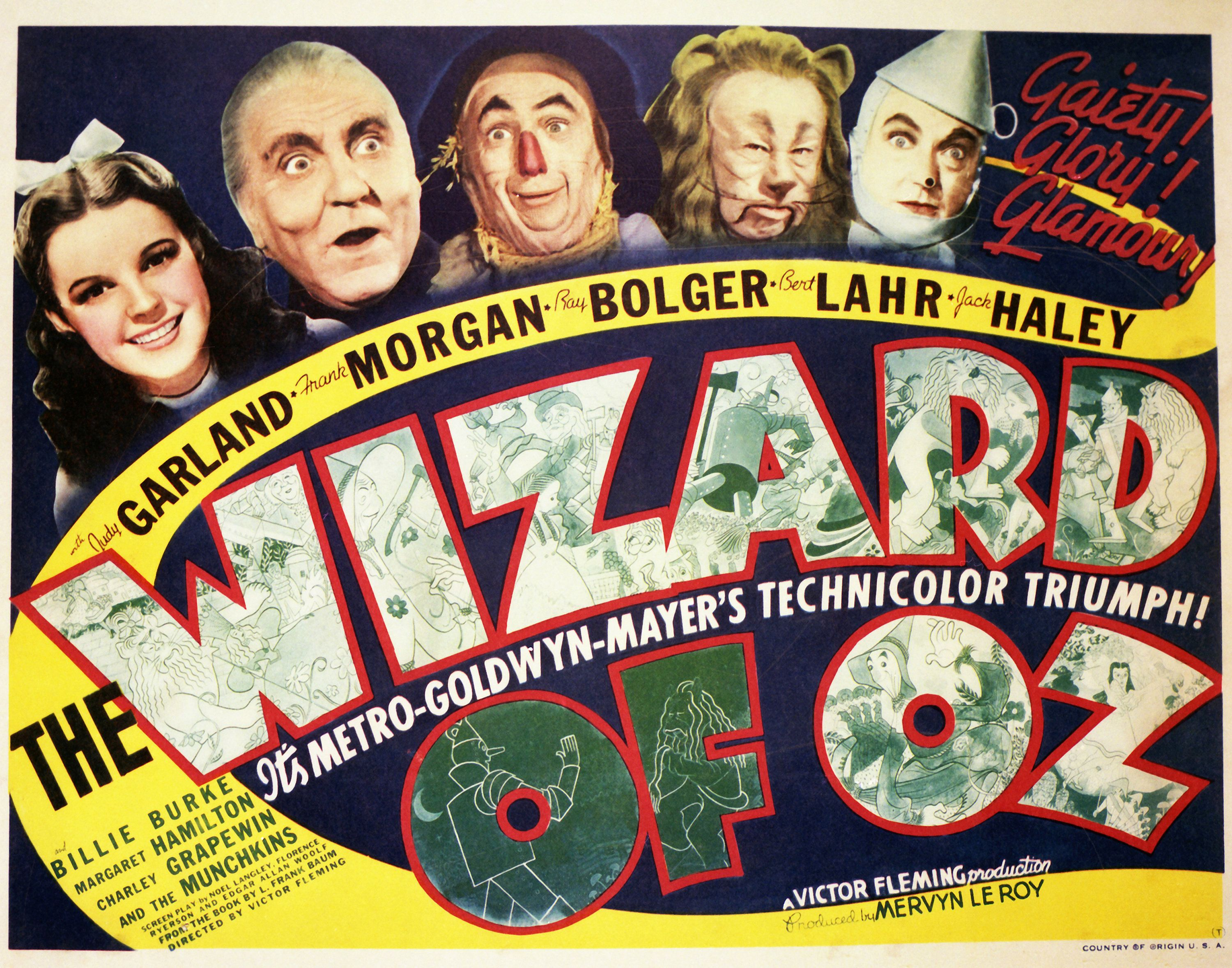 Pin by Fool Proof on Disney Wizard of oz movie, Wizard