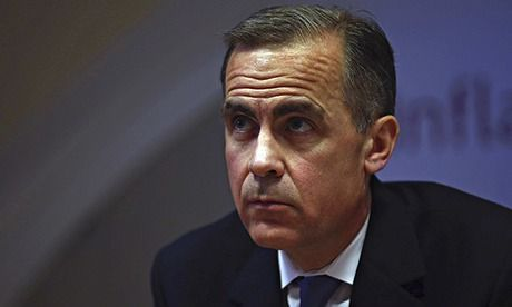 Bank of england interest rates forex