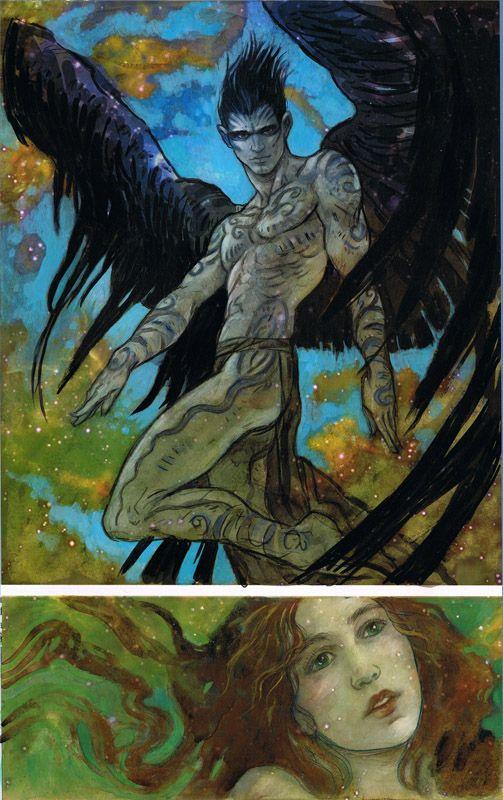 Rebecca Guay | Rebecca Guay - Illustration | R.Michelson Galleries