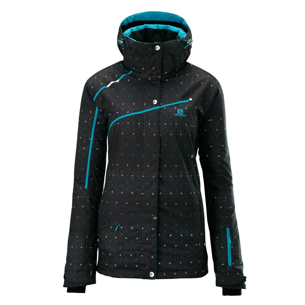 Salomon Supernova Insulated Ski Jacket (Women's) | Peter