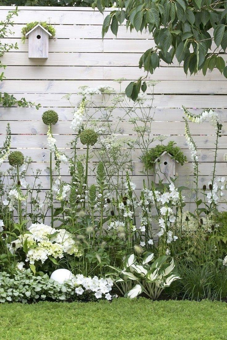 43 beautiful garden design for backyard ideas 21