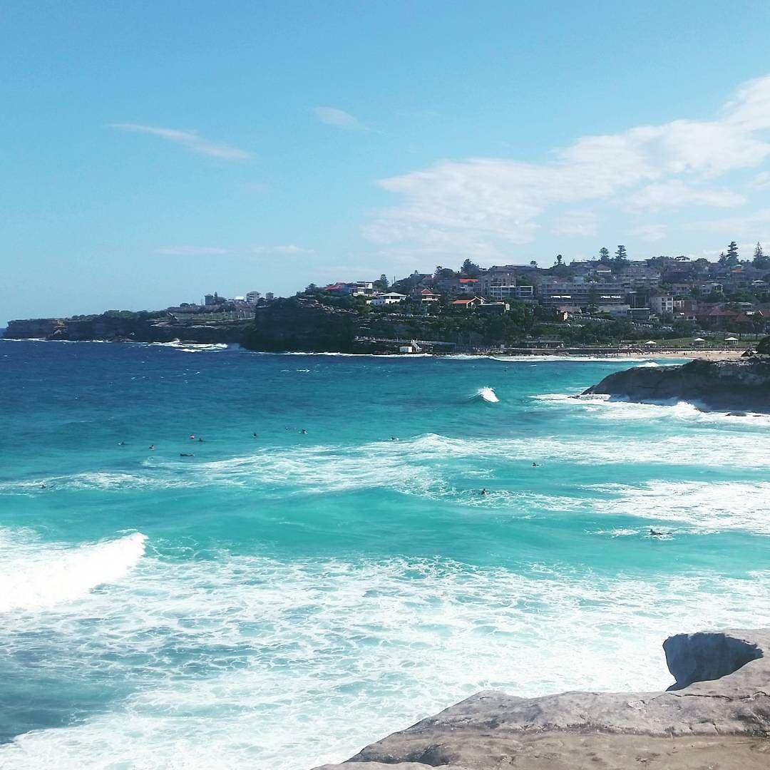 Ludicrously stunning    #sydneybeaches #sydneycoastline #easternsuburbs #tamarama #bronte #clovelly #bonditotamarama #bonditobronte #thisisaustralia #pictureperfect by reroys http://ift.tt/1KBxVYg