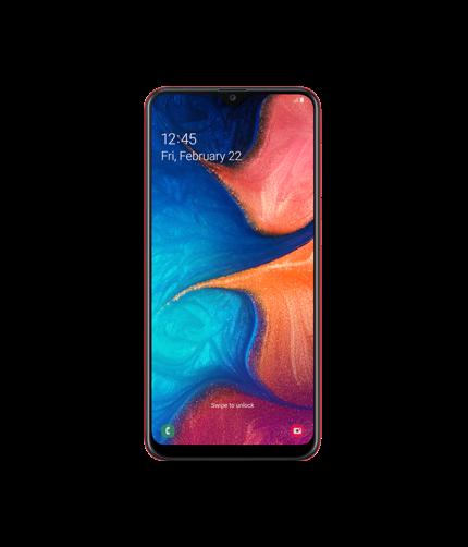 Celular Samsung A20 32gb Ds 4g Rojo Alkosto Tienda Online Samsung Galaxy Samsung Smartphone