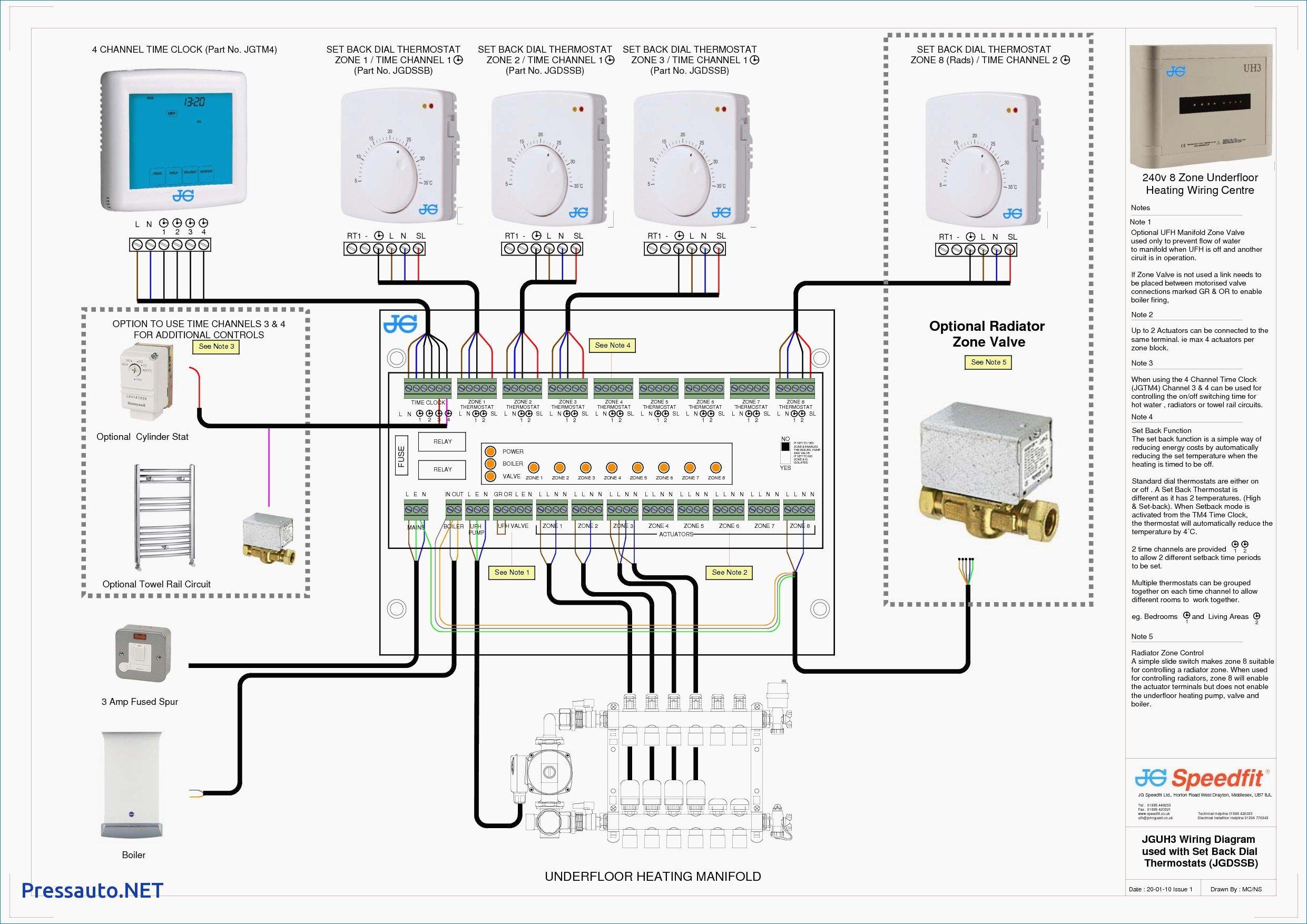Speedfit Underfloor Heating Wiring Diagram Me And
