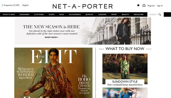 #NETAPORTER: Responsable de la compra ética en el mercado de las #marcas de #lujo http://blgs.co/28vIv-