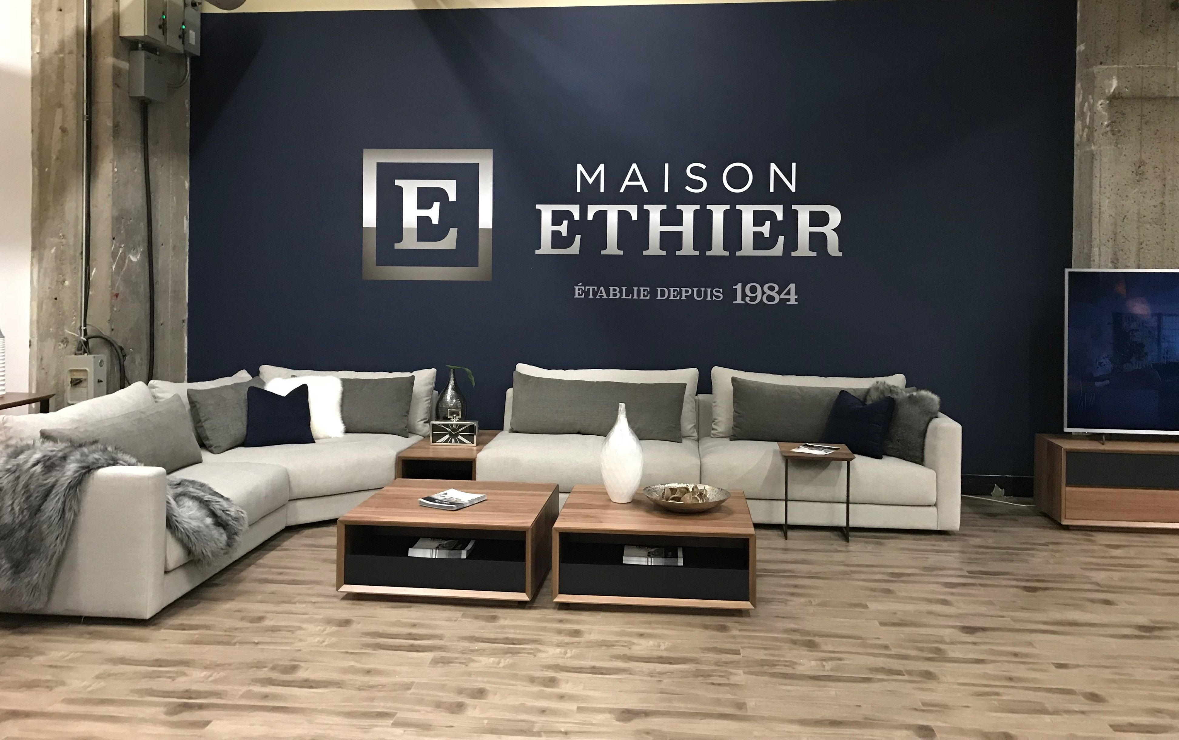Meubles De Salon Bugatti Maison Ethier Salon Huppé Salon National De L Habitation 2018