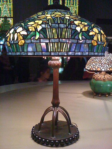 Exposition Louis Comfort Tiffany – Musée du Luxembourg