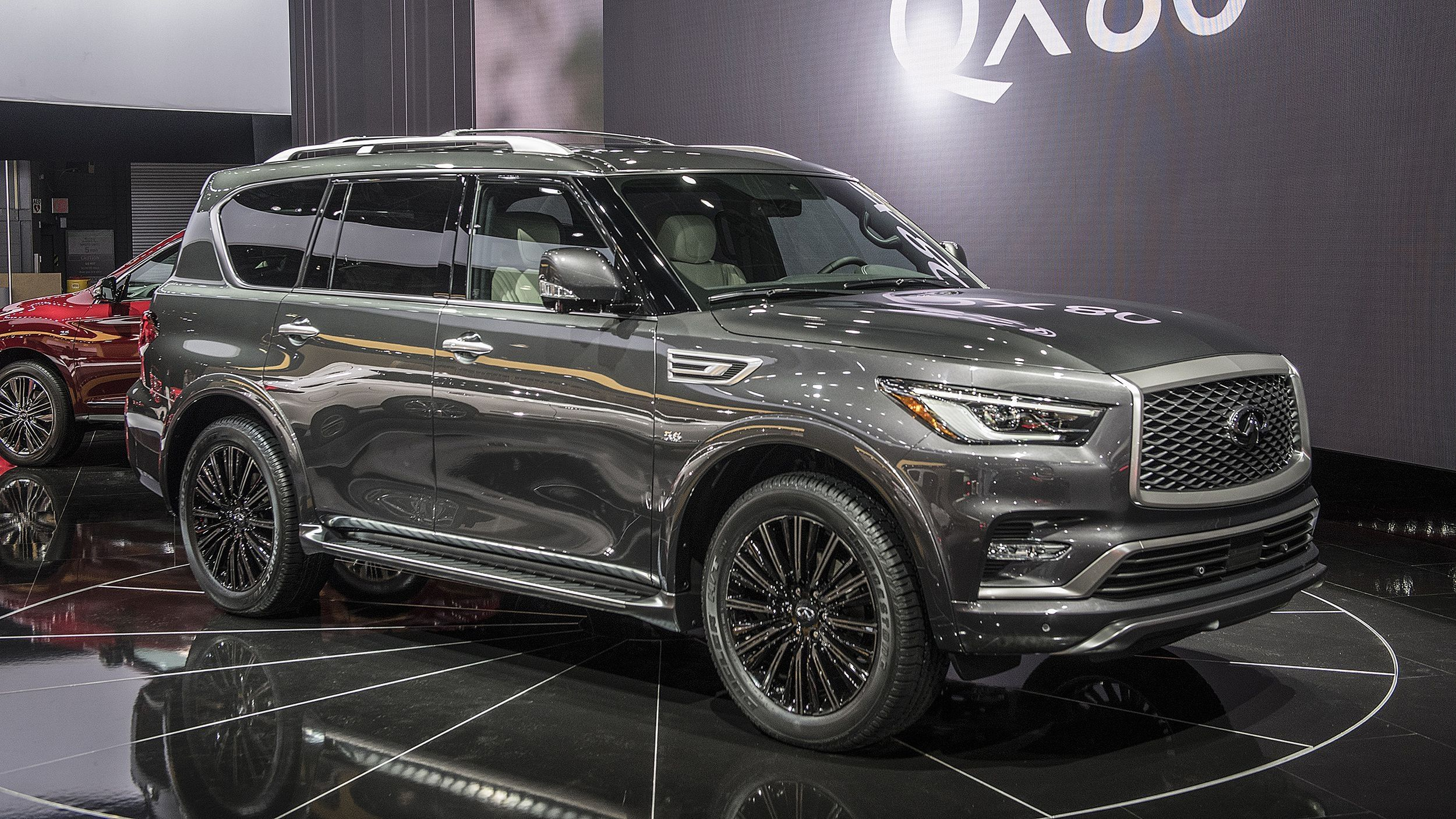 Best 2019 Infiniti Qx80 Suv Spesification Infiniti Suv Reviews Infiniti Qx 80