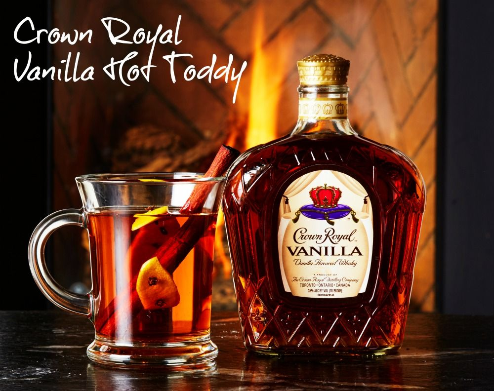 Delicious Crown Royal Vanilla Hot Toddy The Perfect Cocktail On A Cold Evening Hot Toddies Recipe Toddy Recipe Vanilla Cocktail