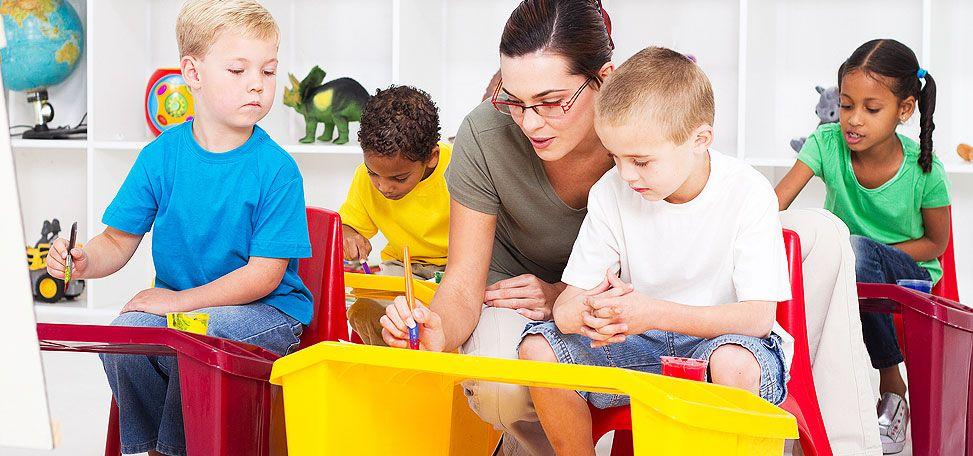 Regular inclass preprimary teachers training course a