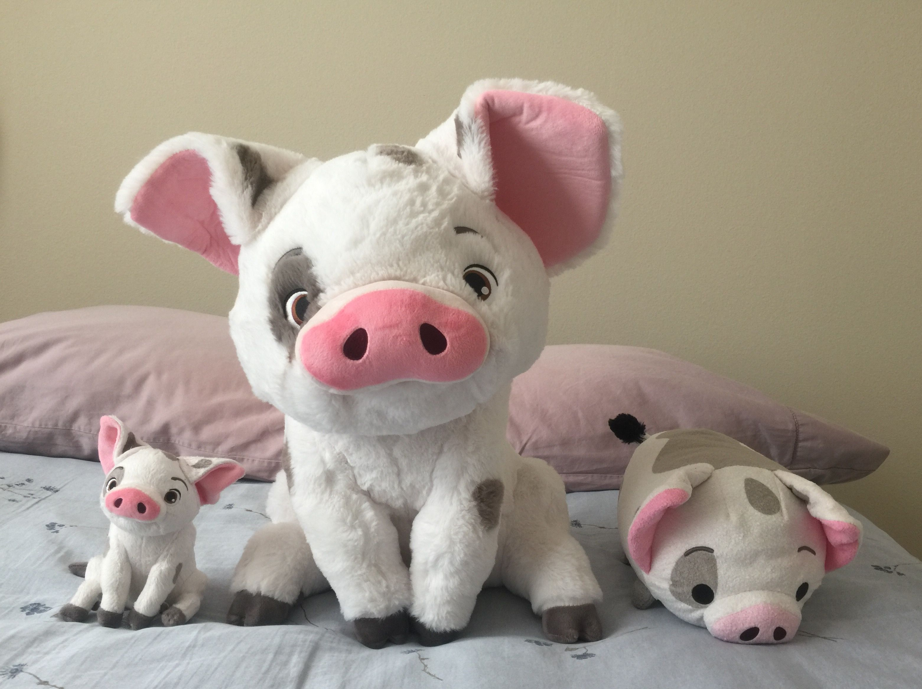 My Pua Plushies Collection Pua I Love This Pig