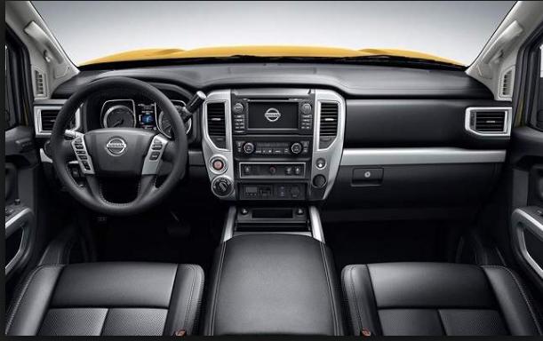 The 2019 Nissan Frontier Interior Redesign Nissan Titan Nissan Titan Xd Nissan Navara