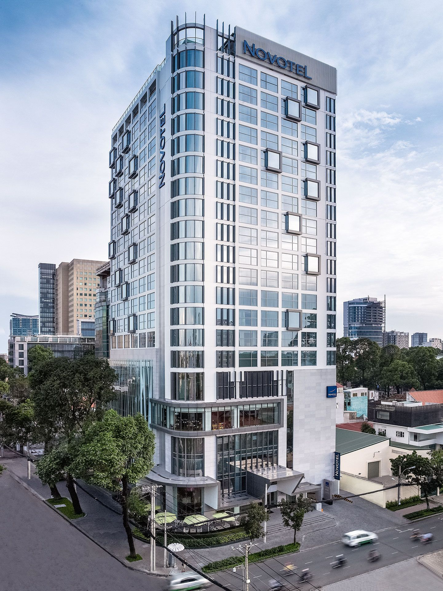 Novotel Saigon Centre Best Hotel in Vietnam