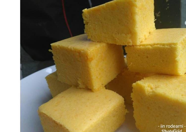Resep Bolu Pumpkin Labu Kuning No Bp Oleh Iin Rodearni Resep Resep Makanan Makanan Kue