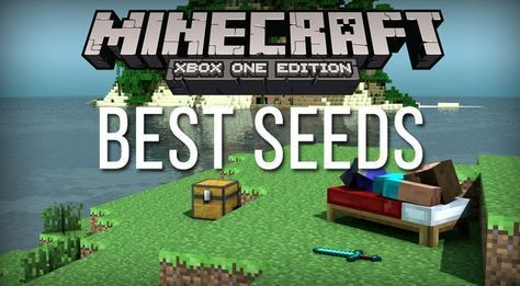 Best Minecraft Seeds For Xbox One Xboxtips Gamers Gonna Game