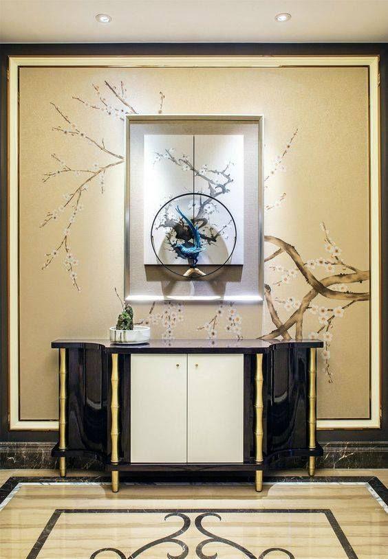 Interior design ideas office home lobby decor exterior also rh pinterest
