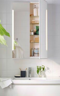 Spiegelschrank STORJORM | Spiegelschrank Bad | Ikea ...