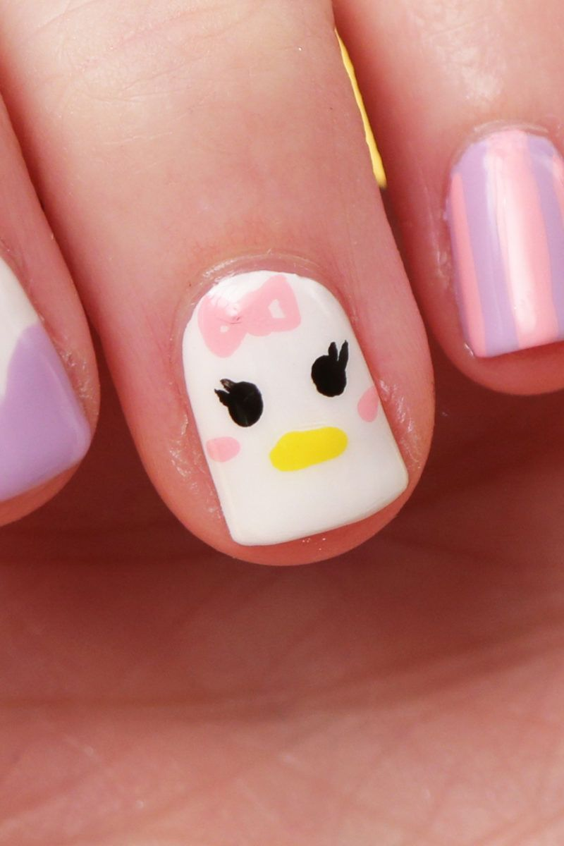 Pin by Emily Hall on I Woke Up Like This! | Pinterest | Duck nails ...